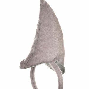 Shark fin adult headband Halloween